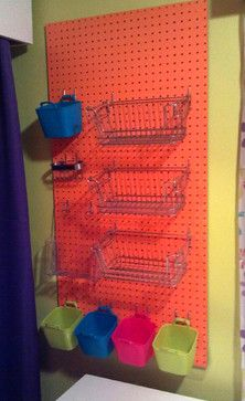 Pegboard Organization Design, Pictures, Remodel, Decor and Ideas - page 2
