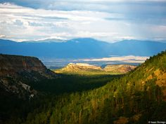 View from Graduation Point - Los Alamos, New Mexico | Flickr