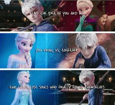Image discovered by Jelsa ❆. Find images and videos about disney, frozen and elsa on We Heart It - the app to get lost in what you love. Funny Disney Memes, Disney Quotes, Disney Cartoons, Funny Memes, All Disney Movies, Disney Pixar, Rap, Disney Theory, Jack Frost And Elsa