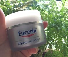 Eucerin AQUAporin ACTIVE: Gee Whiskers!
