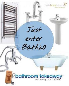 George Birtwell Wwwwelovehomeblogcom BATHROOM STYLING IDEAS - Bathrooms com discount code