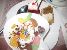 Dessert Plate Mall of Asia Vikings, Mall, Asia, Plates, Breakfast, Desserts, Food, The Vikings, Licence Plates