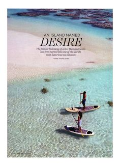 Bentley Motors Magazine: An island named desire