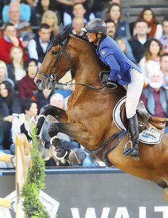 Penelope Leprevost & Vagabond de la Pomme.  • Stuttgart German Masters '14. • © by www.toffiimages.de