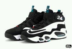 Nike Griffeys.