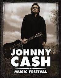 The annual Johnny Cash Music Festival - held on the Arkansas State University campus in Jonesboro.