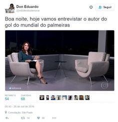 Entrevista com Palmeirense Grande, Funny, Soccer Memes, Sports Humor, Sao Paulo Football, Good Jokes, Author, Interview, Life