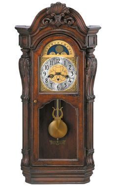 Old World Wall Clock | Bulova Canterbury