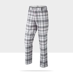 Nike Fashion Plaid Men's Golf Pants. Who could wear these?