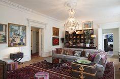 Skeppsholmen Fastighetsmäkleri Sotheby's International Realty - Nyrenoverad paradvåning