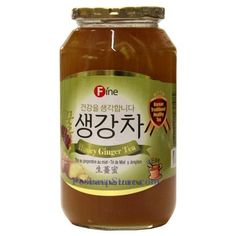 Picture of Fine Brand Korean Honey Ginger Tea 2.2 lbs