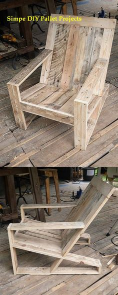 Aren't these some really amazing Pallet garden furniture plans? Adorn your patio with one of these pallet furniture items as soon Rustic Outdoor Furniture, Pallet Garden Furniture, Furniture Projects, Furniture Decor, Kitchen Furniture, Outdoor Pallet, Country Furniture, Furniture Online, Garden Pallet