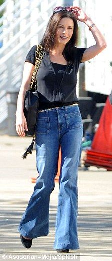 Catherine Zeta Jones -  every day look