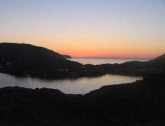 Another Lower Harbour sunset. photo Exploits06.jpg