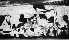 Guernica - Picasso - Fase 3