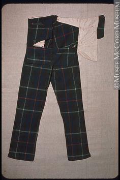* Pantalon Vers 1830