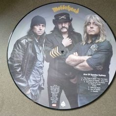 Motorhead The Chase is Better Than The Catch by old vinyl vault on SoundCloud