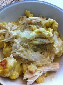 Crockpot Chicken and Dumplings | The Cookin Chicks