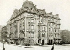 Mansions of the Gilded Age: The Duke Semans Mansion on Fifth Avenue and 82nd Street