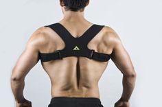 Amazon.com: My Pro Supports Clavicle Brace Posture Corrector Support Strap (Small / Medium, Black): Health & Personal Care