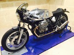 Cafe racers [pics] - Page 528 - ADVrider