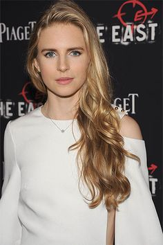 The Hottest Hair Color Trends For Fall - Blonde, With Shades Of Brown, Brit Marling