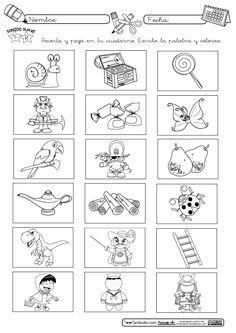 Rimas: Hojas de trabajo | Pinterest | Spanish, Dual language and ...