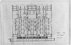 Name: Walden 7   Architect: Ricardo Bofill   Location: Sant Just Desvern, Spain   Year: 1975