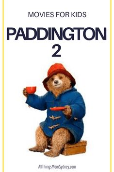 Paddington 2 is SO much better than the first one. The colour, the vibrancy of the first is there but this time there is no scary Nicole Kidman trying to kill Paddington. Best Kid Movies, Good Movies, Nicole Kidman, Scary, Aesthetics, Teddy Bear, Colours, Kids, Animals
