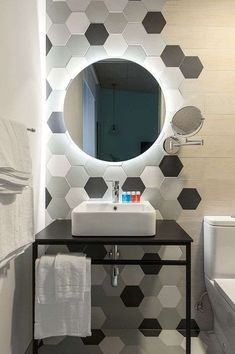 Luxury Bathroom Ideas is entirely important for your home. Whether you pick the Small Bathroom Decorating Ideas or Luxury Bathroom Master Baths With Fireplace, you will make the best Luxury Master Bathroom Ideas for your own life. Interior Design Boards, Bathroom Interior Design, Bad Inspiration, Bathroom Inspiration, Bathroom Ideas, Bathroom Images, Bathroom Designs, Bathroom Storage, Bathroom Renovations