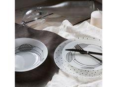 Obedová súprava Caelia 18-dielna LUMINARC Ale, Plates, Tableware, Kitchen, Licence Plates, Dishes, Dinnerware, Cooking, Griddles