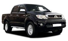 Camioneta Toyota Hilux 4WD 3.0 cc - Categoría X