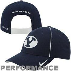 02cb9ec3484 BYU Cougars Legacy 91 Coaches Adjustable Performance Hat  byu  cougars   utah Utah Utes