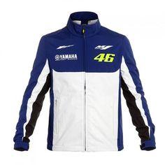 2017 Motorcycle Riding Sport Jacket Coat VR46 for Yamaha Valentino Rossi 46 Dual M1 Racing Team MotoGP Windbreaker Jacket White