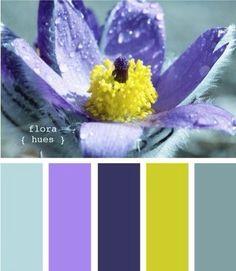 Искусство сочетания цветов, главный оттенок - фиолетовый #цвета #гармонияцвета #цветовыесочетания #сочетанияцветов #сочетанияоттенков #colors #colorharmony #colorcombinations