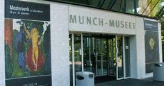 The Munch Museum, Norway Oslo
