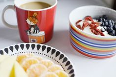 Pikku Myy Moomin Mugs, Tableware, Finland, Dinnerware, Dishes