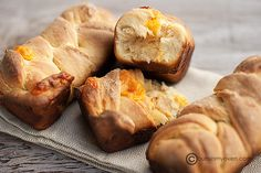 Beer Cheese Bread - not only does it sound delicious but the blog was so funny I was crying.