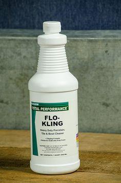 Flo-Kling HD Bathroom Cleaner, Qt.
