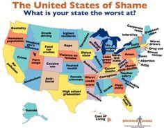 I'm from Colorado... not too shabby.