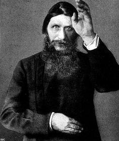 Rasputin, Russia's greatest love machine. Mystic or mad monk?