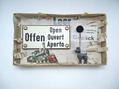mano k., art box nr 69, 9. march 2012 - sold -