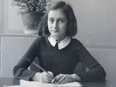"""""""Writing in a diary is a really strange experience for someone like me. Not only because I've never written anything before, but also because it seems to me that later on neither I nor anyone else will be interested in the musings of a thirteen-year old school girl. Oh well, it doesn't matter. I feel like writing."""" Anne-Frank_Legacy_HD_768x432-16x9"""