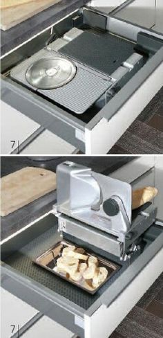 New Nobilia Brotschneidemaschine