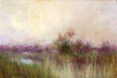 Early Morning ini a Louisiana Marsh : Alexander John Drysdale : Museum Art Images : Museuma