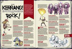 Kerrang! Encyclopaedia of Rock - Phillip Marsden