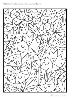 Fall Coloring Pages, Coloring Sheets, Autumn Activities, Preschool Activities, Diy And Crafts, Crafts For Kids, How To Make Bookmarks, Toddler Art, Kids And Parenting