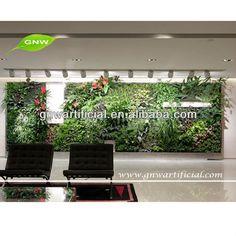 GNW GLW072 indoor vertical garden wall artificial green wall diy for sale