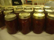 How to make strawberry jam!