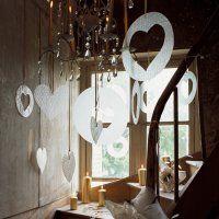 Des décorations faites à partir de galettes de riz - Marie Claire Idées